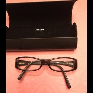 Prada Eyeglasses with case